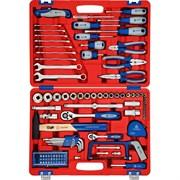 Набор инструментов универсальный, 102 предмета МАСТАК 01-102C