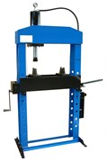 Werther-OMA PR30/PM(OMA656B) Пресс  30 т. с ручным приводом