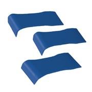 Клинья пластиковые, для снятия логотипов 3 шт