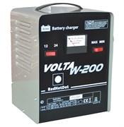 VOLTA W-200 Зарядное устройство для свинцовых аккумуляторов WET и AGM типа