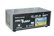 VOLTA G-260  Зарядное устройство для  свинцовых аккумуляторных батарей WET, GEL и AGM