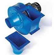 Вентилятор для вытяжки отработанных газов серии MSF HP 3 (380 B)