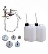Набор принадлежностей для прокачки тормозной системы (Electric series)