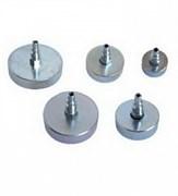 Комплект стандартных соединительных пробок, 5 шт (Electric series)