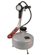 Устройство для подкачки шин, 10 л (шланг 5 м, пистолет с цифровым LCD дисплеем) (automatic)