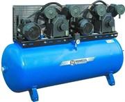 Поршневой компрессор 2400 л/мин, 500 л, 380 В, 15 кВт