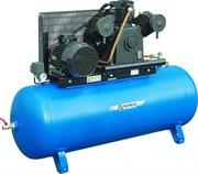 Компрессор поршневой 690 л/мин, 500л, 380В, 4 кВт