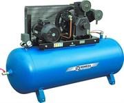 Компрессор поршневой 1700 л/мин, 500л, 380В, 11 кВт