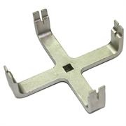 Ключ крышки насоса BENZ W164