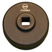 Головка для осей BPW 95 мм фигурная 6.5-9 тн.