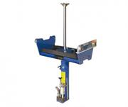 Подъёмник канавный передвижной, привод — ручной (гидравлический),  грузоподъёмность 10,0 тн.