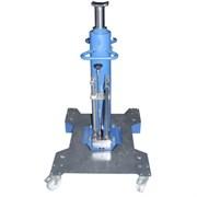 Подъёмник напольныйпередвижной, привод - ручной (гидравлический),грузоподъёмность 10,0 тн.