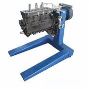 Стенд универсальный для ремонта двигателей, КППвесом до 1600 кг. Привод - ручной через червячный редуктор