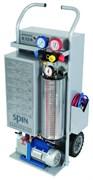 MONOCLIMA 134 BIPower. Установка для R134a ручным управлением, с 4-я функциями (восстановление, заправка, откачка, вакуумирование).