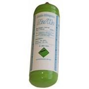 Баллон запасоной с азот-водородной смесью для комплектов для поиска утечек 01.000.225, объём 950 куб. см.