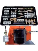 Комплект для восстановления фреона и промывки систем кондиционирования автомобилей Audi/VW.