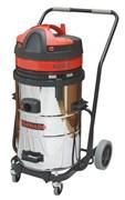 Пылесоc для влажной и сухой уборки TORNADO 629 Inox (бак из нержавеющей стали)