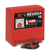 Зарядное устройство NEVADA 15 230В (807026)