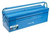 HOEGERT Ящик для инструментов металлический 5 отделений 53 х 20 х 20 см