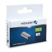 HOEGERT Скобы для степлера тип J,8мм, 11,3 мм, 1000 шт.