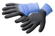 HOEGERT Перчатки рабочие утепленные
