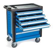 Инструментальный шкаф с 171 элементами