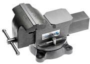 HOEGERT Тиски слесарные поворотные 200 мм