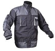 HOEGERT Куртка рабочая L, 6 карманов, укрепления на локтях