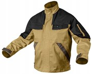 HOEGERT Куртка рабочая, беж., размер L