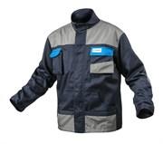 HOEGERT Куртка рабочая темно-синяя, размер 4XL