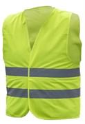 HOEGERT Светоотражающий жилет, размер XL