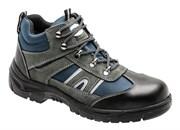 HOEGERT Ботинки рабочие, металл, защита от прокола, спорт, размер 4