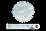 KING TONY Набор щупов для проверки зазоров, 0,038-0,635 мм, 26 предметов