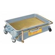 Подкатная ванна для слива антифриза 50 литров, ALFA (Италия)