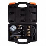 AFFIX Компрессометр бензиновый, 0-20 атм, кейс, 8 предметов